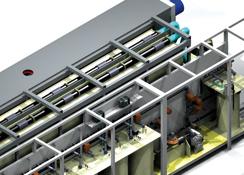 Ingéniérie - machine à laquer et laquage et thermolaquage et traitement de surface et cabines de laquage et impression numérique bi coloration